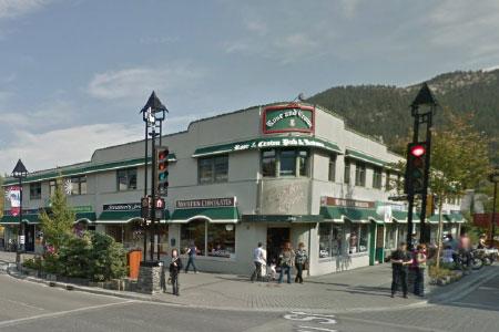 Caribou Corner Mall