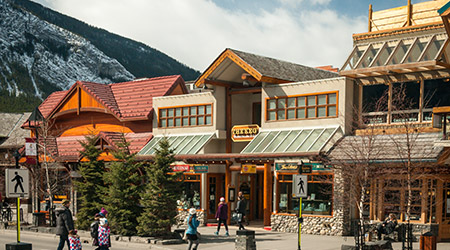 Banff Chustas Mall